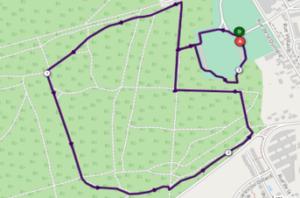 Boucle de 3 Km